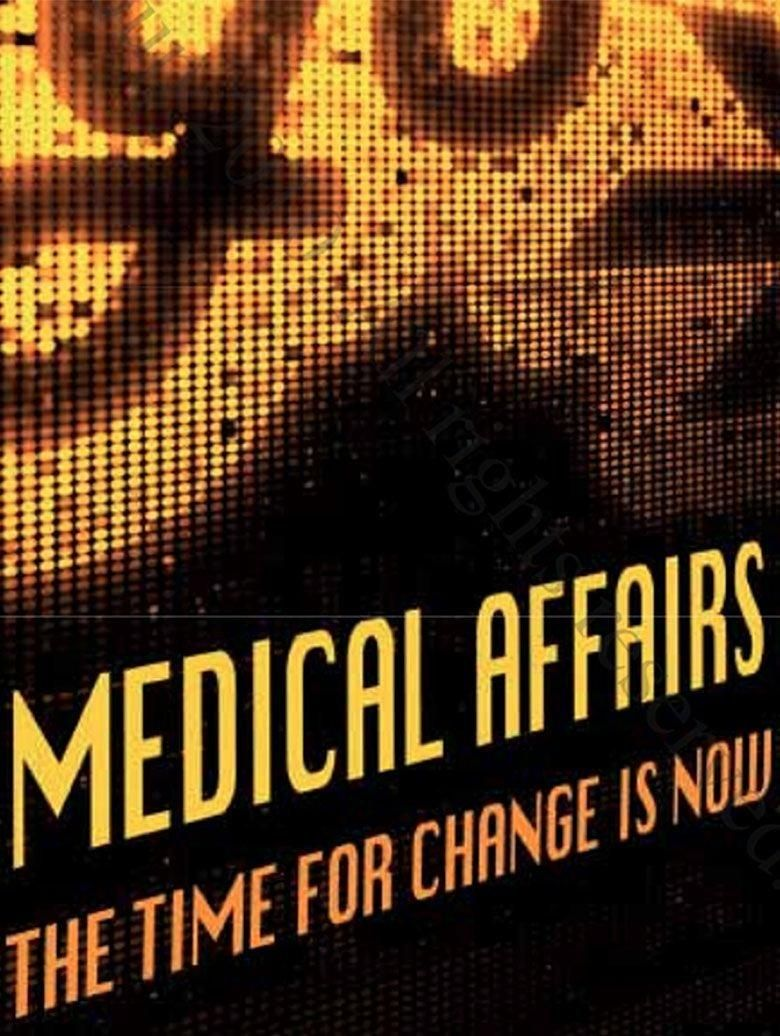 Medical Affairs- The time for change is now